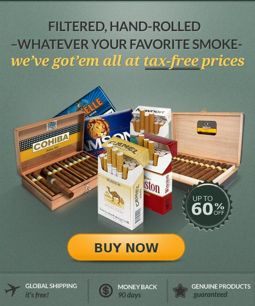 How much do cigarettes Gauloises cost in vegas